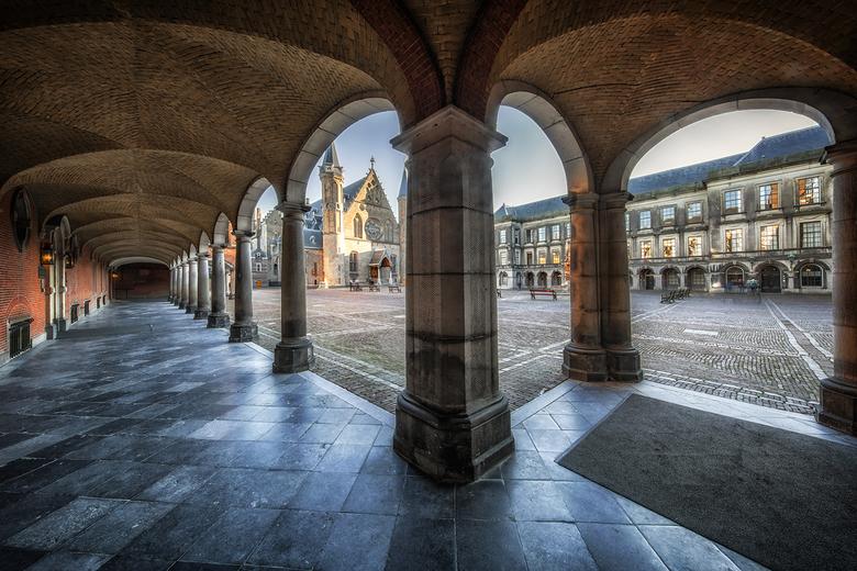 Binnenhof - Binnenhof Den Haag