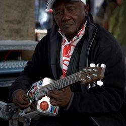 Olieblik-gitarist