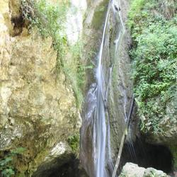 Waterval in Italië