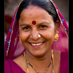 Jaipur portret II