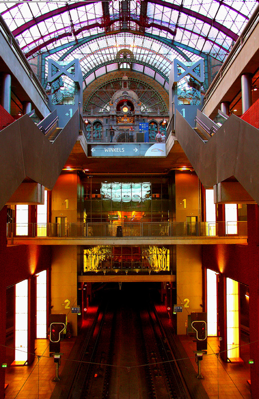 Antwerpen Centraal -