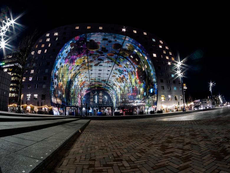 Rotterdamse Markthallen