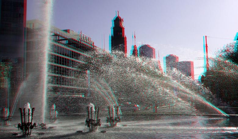 Hofplein Rotterdam 3D - Hofplein Rotterdam 3D