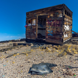 Mojave desert decay