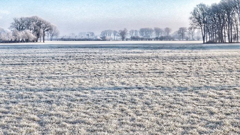 Winter in Twente -