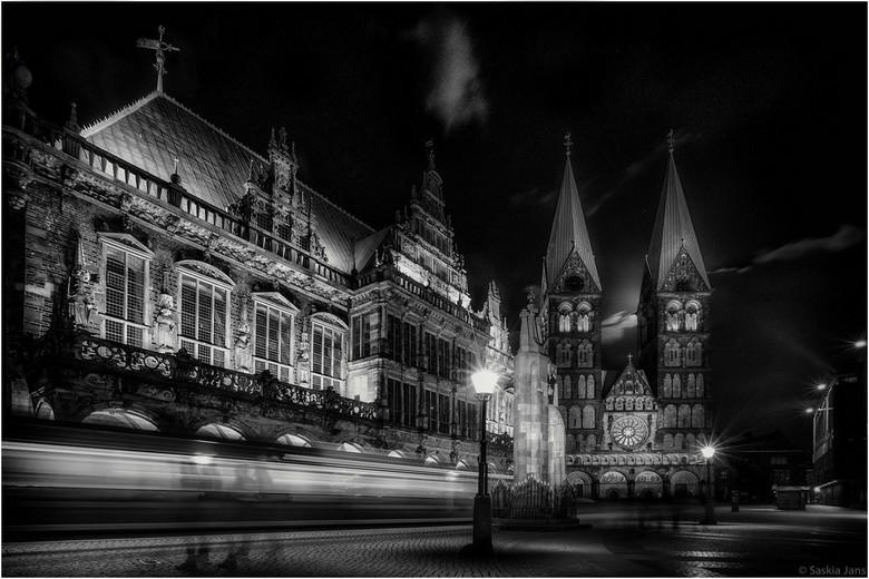 Ein Abend in Bremen -