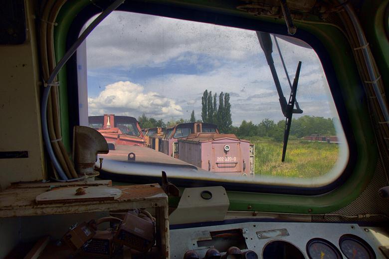 Deutsche bahn 30 - Op 21-6-2009 hebben Jos,Ewout en ik een bezoek gebracht aan deze pracht locatie.<br /> <br /> Er was hier eigenlijk nog totaal ge