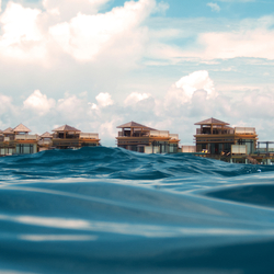 In Ocean Water Villas