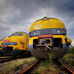 NS Train graveyard 13/13