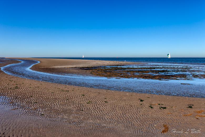 Strand en zeilen is leven -
