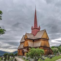 Staafkerk Gubrundsdal