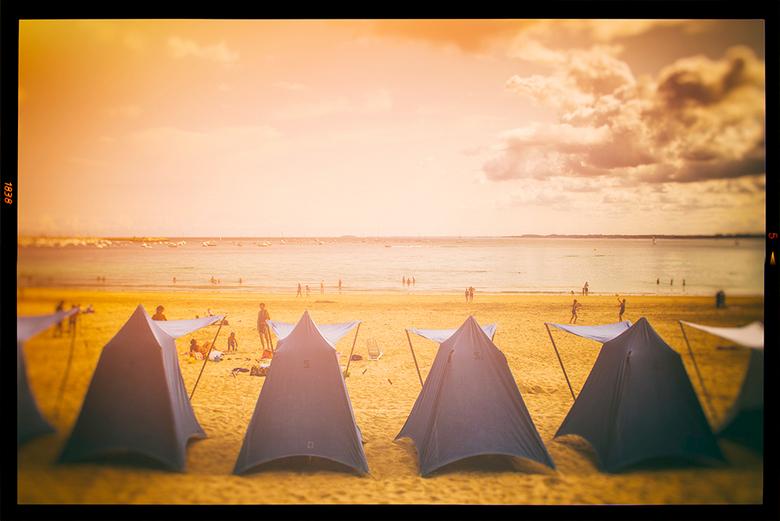 zomer - strand Sant-Cast-de-Guildo