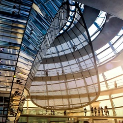 Dome Reichstag