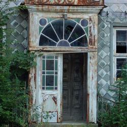 Voordeur huis