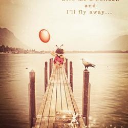 Give Me A balloon ...