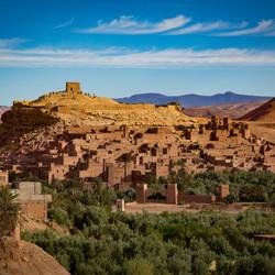 Ait-Ben-Haddou Marokko