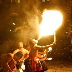 Kecak Fire Dance, Bali