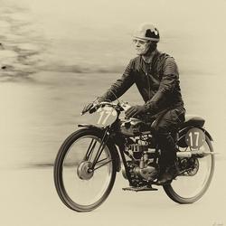 Motorracer