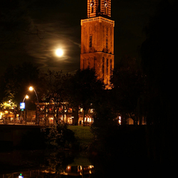 Peperbus by night
