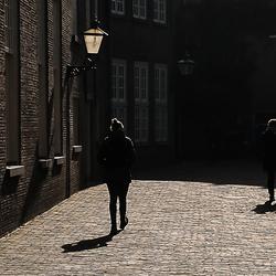 van der sterrepad Leiden