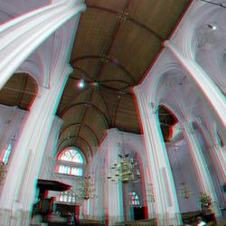 Stevenskerk Nijmegen 3D