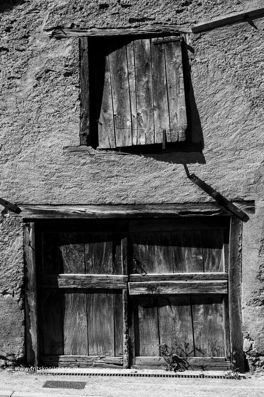 Deur  in huis in Cassagnabere - Tournas - 20160717 2918 Deur  in huis in Cassagnabere - Tournas