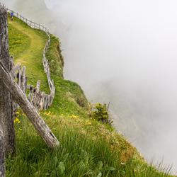 mistig zwitserland
