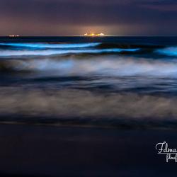 Het noorderlicht van de zee