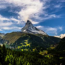 De vele tips ter harte genomen... versie 2.0 van de Matterhorn