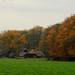 Twente in Herfstkleur.