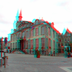 Lier Belgium 3D GoPro