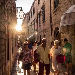 Dubrovnik - Straat