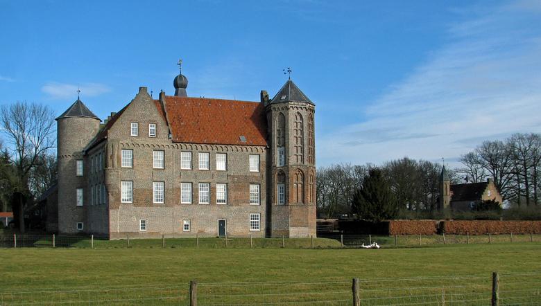 Kasteel Croy 05 - Rondom Helmond liggen diverse leuke kastelen in een landelijke omgeving.<br /> Kasteel Croy is er daar een van.<br /> <br /> Het