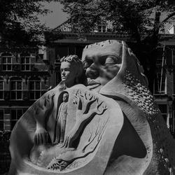 WK zandsculpturen in Den Haag