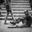Venetie straatfoto stratenmaker