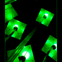 Glow gespiegeld