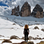 Selfie - Tre Cime di Lavaredo - Trentino-Alto Adige - Italia