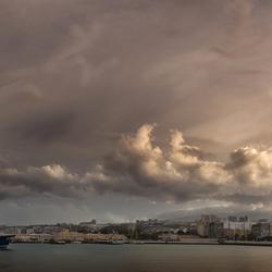 Las Palmas Harbor