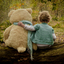 Warm Hugs in the Forest