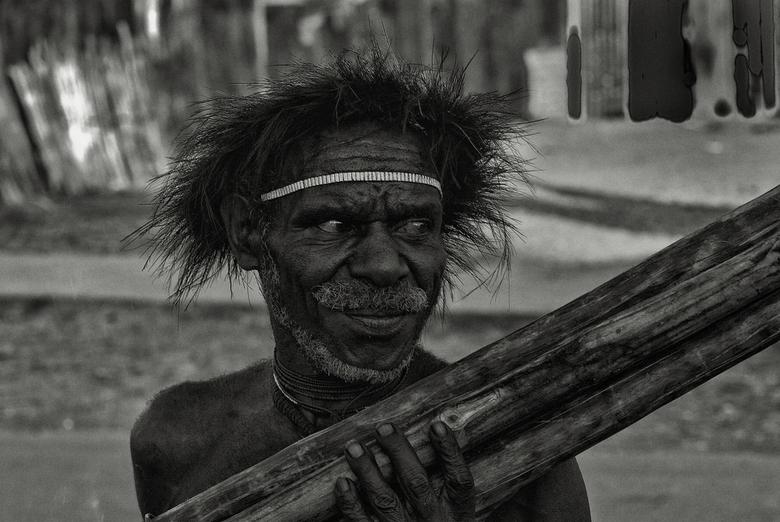 Houthandelaar - De Indonesische provincie Papua, was tot 1963 een Nederlandse kolonie: Nederlands Nieuw-Guinea. De meeste foto's zijn gemaakt in