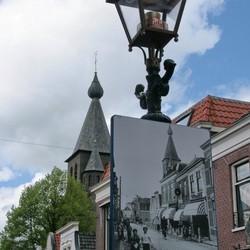 Zoetermeer Dorpsstraat 1930 + 2012