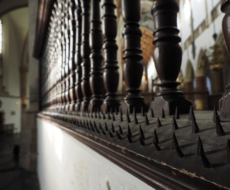 SINT BAVO 7 - Beveiliging.toen al...Een hoogkoor is een variant van het oostelijkst gelegen deel van een kerkgebouw, het priesterkoor.<br /> <br />
