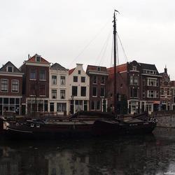 oude vloot in Delfshaven