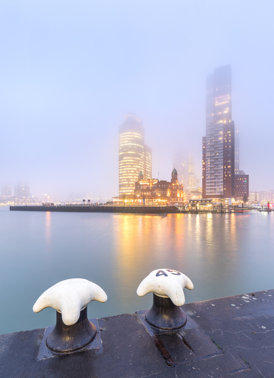 Fog in the City! -