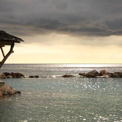 Sunset @ Mambo beach