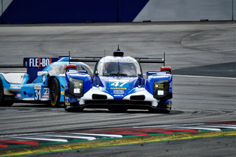 European le Mans Series, RedBull Ring -