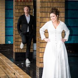 Bruidsfoto Raadhuis Hilversum
