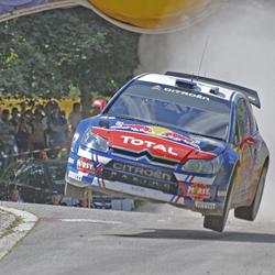 WRC duitsland Hermeskeil