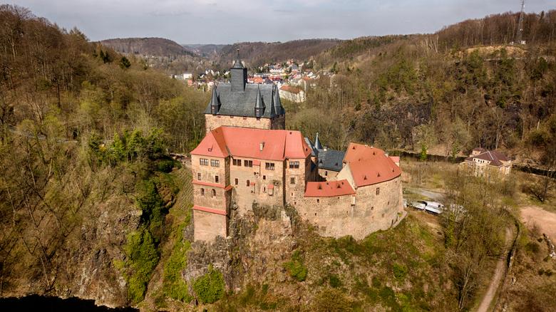 Burg Kriebstein, Duitsland
