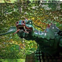 De draak van de Efteling